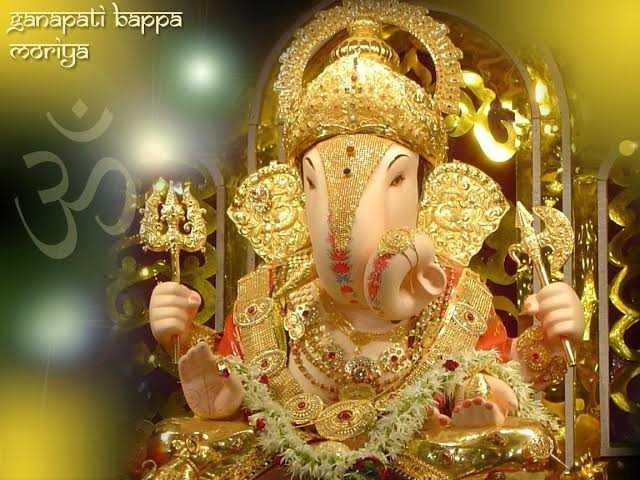 ज्योतिष - ganapati bappa coriya - ShareChat