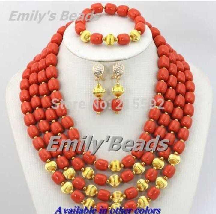📿ज्वेलरी डिजाइन - Emily ' s Bead No 252 Emily ' Beads Availa - ShareChat