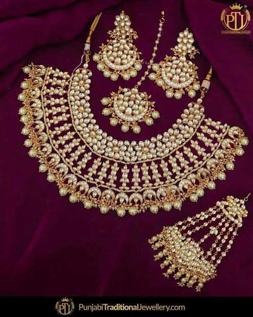 📿ज्वेलरी डिजाइन - 0 oooo 20 - 4000 Povo Sooo0023 fo opostovo 900600 Punjabi TraditionalJewellery . com - ShareChat