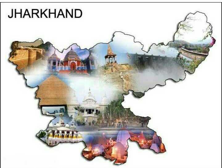 🙏 झारखंड स्थापना दिवस - JHARKHAND - ShareChat