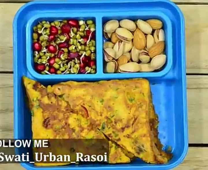 टिफिन दिवस - OLLOW ME Swati Urban Rasoi - ShareChat