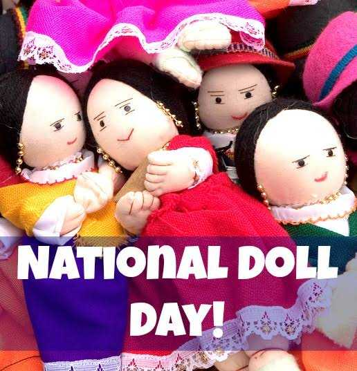 🎎डॉल डे - NATIONAL DOLL DAY ! - ShareChat