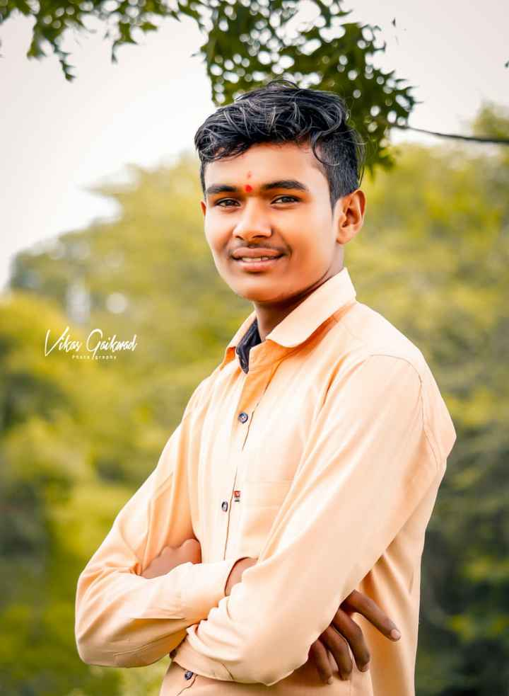 😇डोकं चालवा - Vikas Goikemad Photography - ShareChat