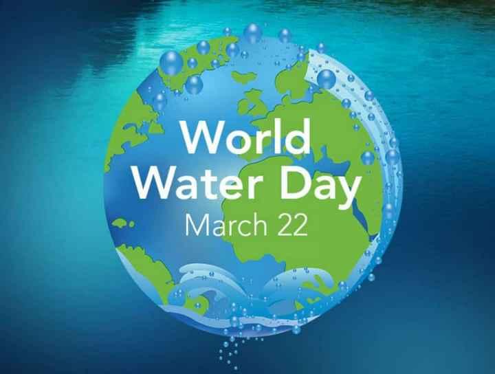 नये भारत की नयी सोच - World Water Day * March 22 - ShareChat