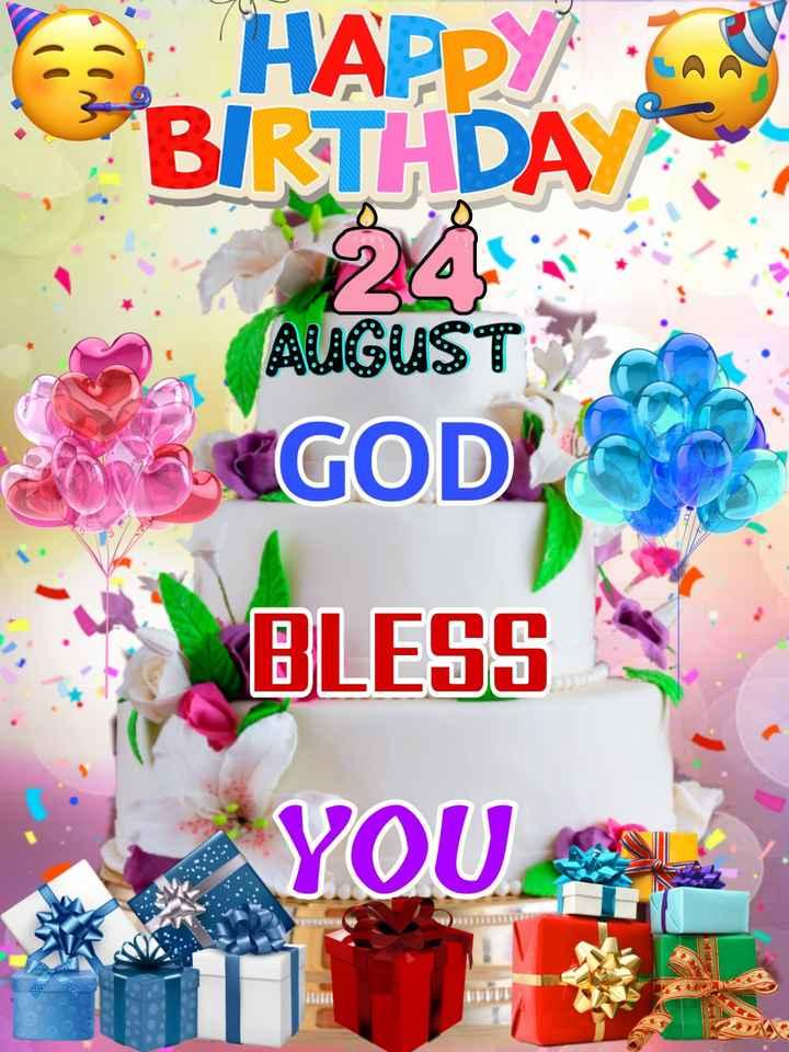 🎂नागराज मंजुळे बर्थडे - - HAPPY : ) BIRTHDAY AUGUST GODL BLESS YOU - ShareChat