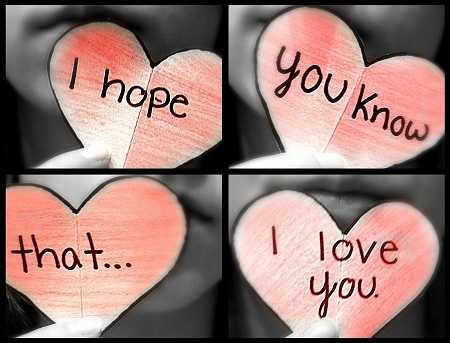 💕नाटी पिंकी की लंबी लव स्टोरी👧 - ( I hope 9ου Know that . . . I love γου . - ShareChat