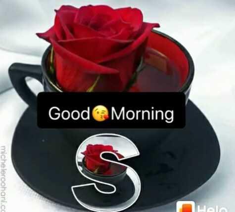 🖌नाम आर्ट - Good Morning micheleroohani . co - ShareChat