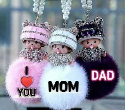 🖌नाम आर्ट - DAD You MOM - ShareChat