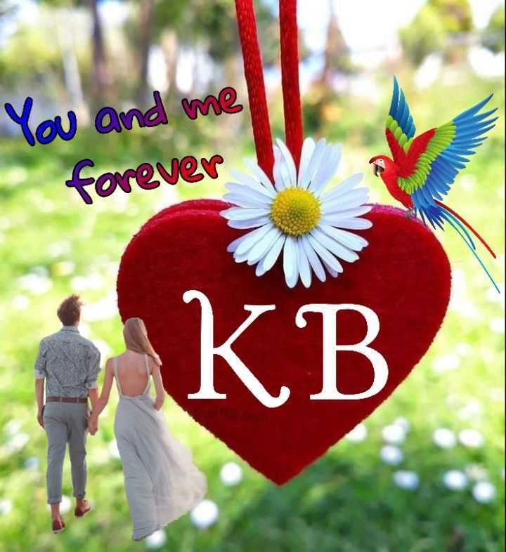 🖋 नाम कला - You and me forever KB - ShareChat