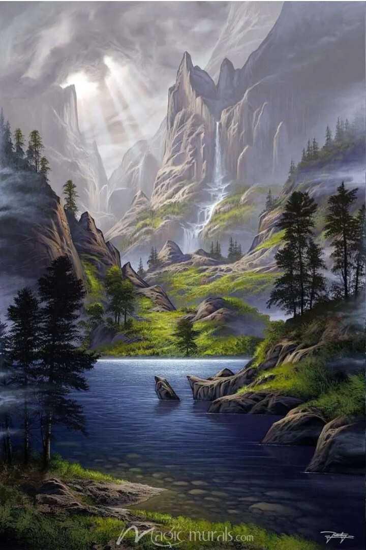 🌳 नेचर फोटोग्राफर - agic murals . com - ShareChat