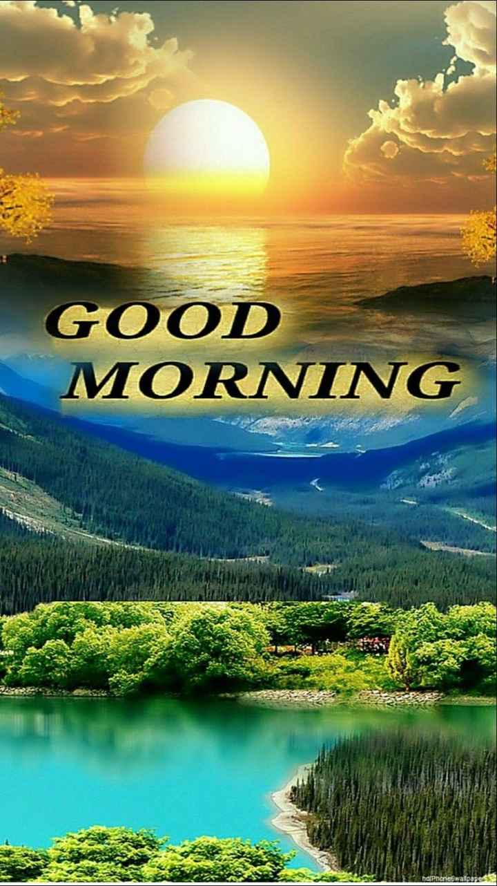 🌳 नेचर फोटोग्राफर - GOOD MORNING hdiPhone walpapers - ShareChat