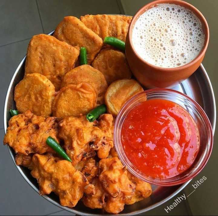 😋न्यू ईयर फ़ूड 🥗 - Healthy _ bites - ShareChat