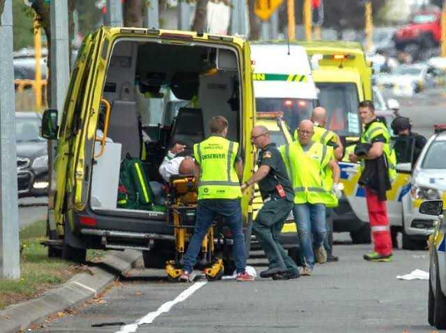 न्यूजीलैंड में आतंकवादी हमला - OBSERVER - ShareChat