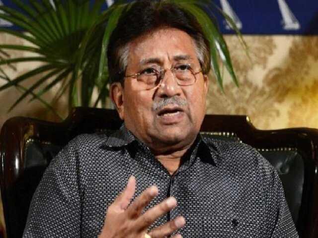 💀 परवेज़ मुशर्रफ को मौत की सज़ा - ShareChat