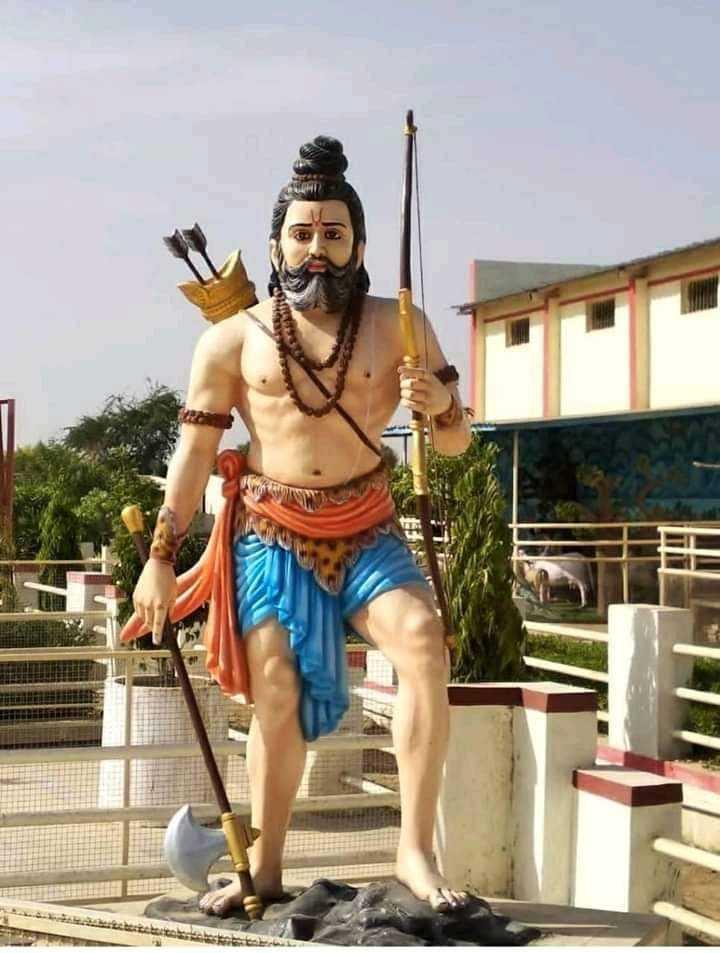 🙏 परशुराम जयंती - ShareChat