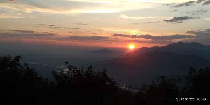 प्रकृति के अद्भुत नज़ारे😃 - 2019 / 8 / 22 18 : 49 - ShareChat