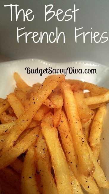 🍟फ्रेंच फ्राई डे - The Best French Fries Budget Savuy Diwa . com - ShareChat