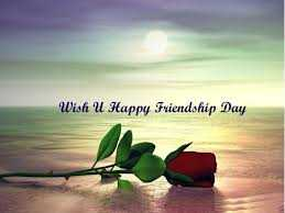 फ्रेंडशिप डे - Wish U Happy Friendship Day - ShareChat