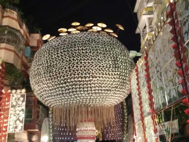 🙏 बंगाली दुर्गापूजा - ShareChat