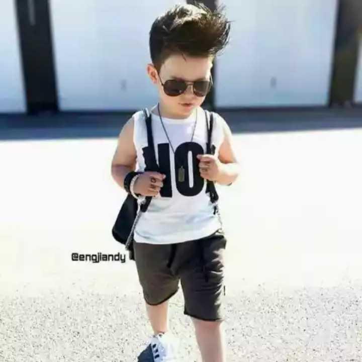 👫 बच्चों का फैशन - @ engjiandy - ShareChat