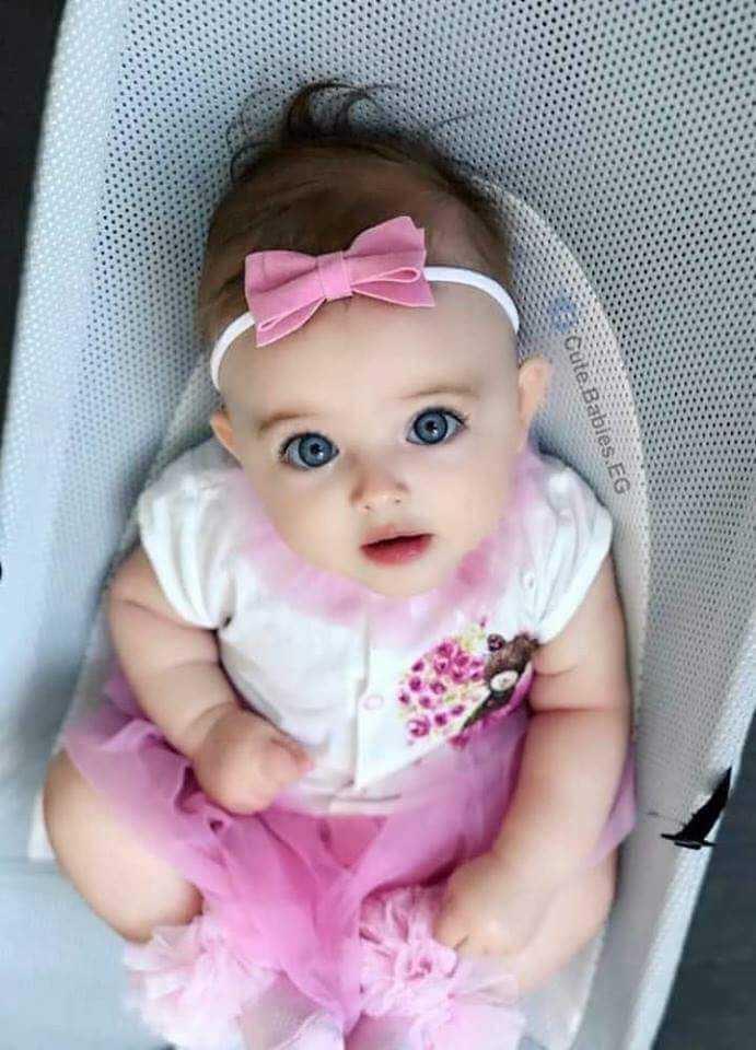 👫बच्चों की फ़ोटो - Cute Babies . EG - ShareChat