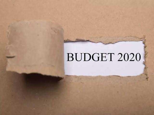 💰बजट 2020 - BUDGET 2020 - ShareChat