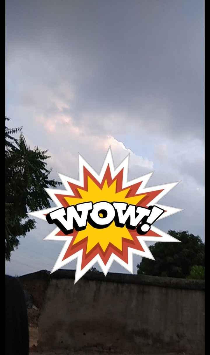 ⛈ बादलों की दुनिया - M NOWY - ShareChat