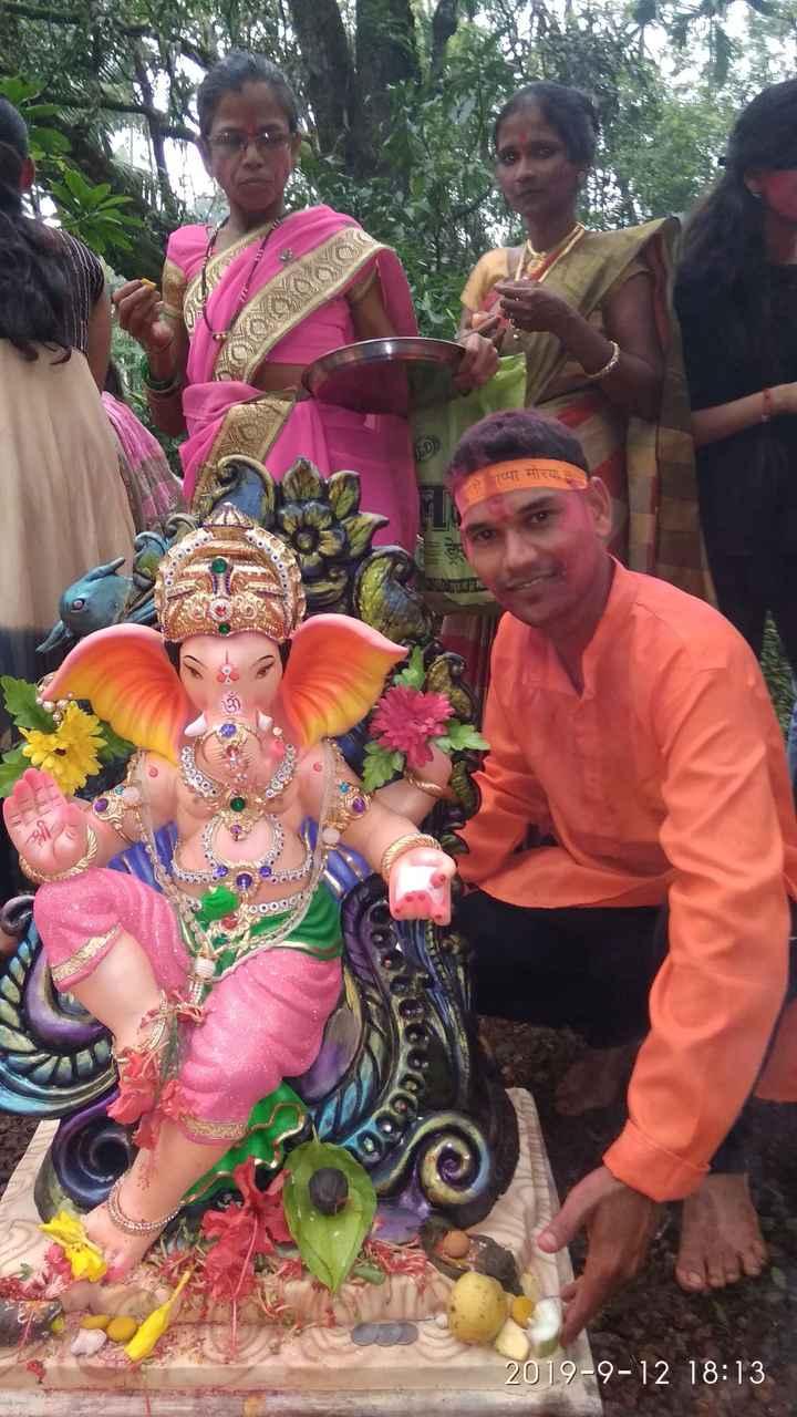 🙏 बाप्पा माझा (ABP माझा स्पेशल) - कीबाप्पा मोरया RSION 2019 - 9 - 12 18 : 13 - ShareChat