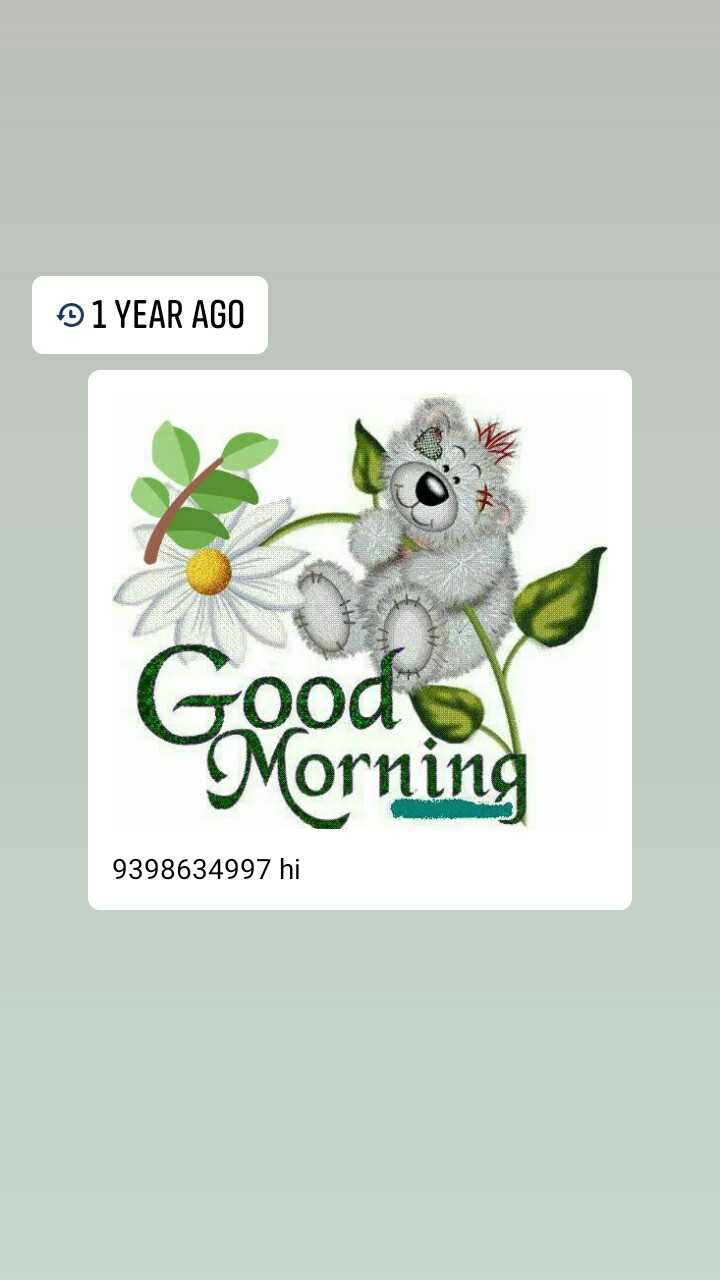 💃 बार्बी डे - 1 YEAR AGO Goods Morning 9398634997 hi - ShareChat