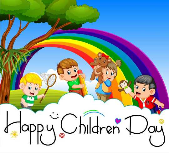 👶बाल दिवस - Hoppy : Children Day - ShareChat