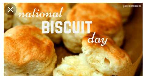 बिस्कुट दिवस - @ FOODIMENTARY X national BISCUIT day - ShareChat