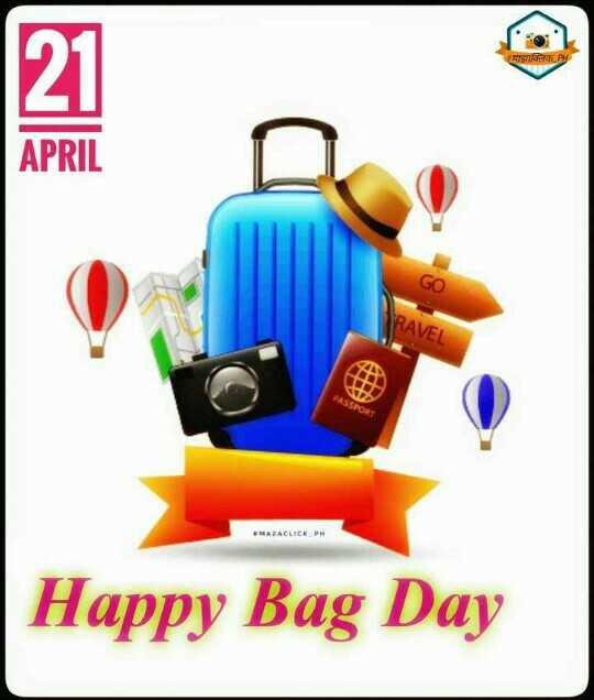 💼बॅग डे - Spy RAVEL Happy Bag Day - ShareChat