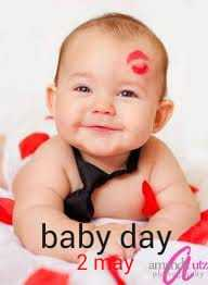 👶बेबी डे - baby day 2 may be - ShareChat