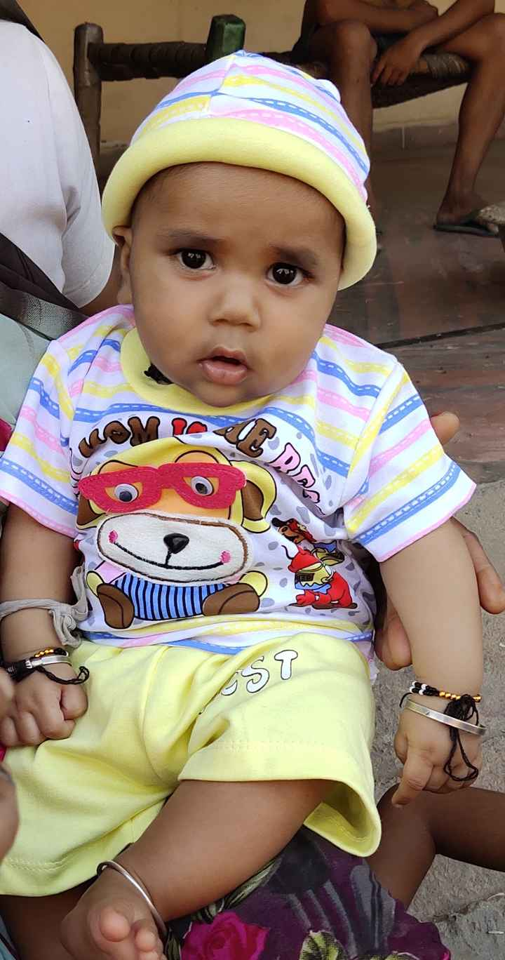 बेबी डे - oso - ShareChat