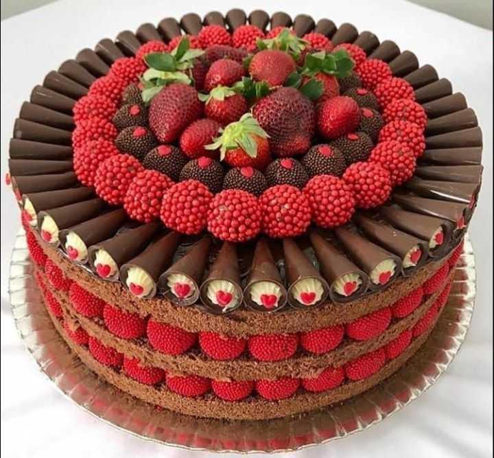 🎂ब्यूटीफुल केक - ShareChat