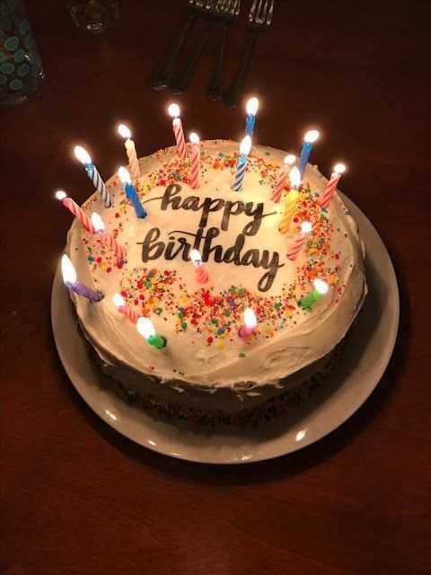 🎂ब्यूटीफुल केक - happy birthday - ShareChat