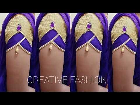 🔺ब्लाउज डिजाइन - CREATIVE FASHION - ShareChat