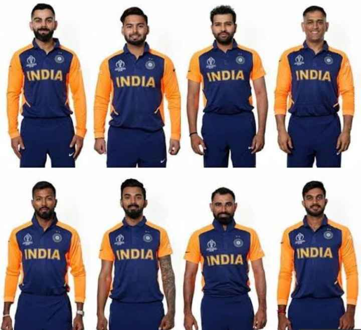 🔶भगव्या रंगाची जर्सी - INDIA INDIA INDIA INDIA INDIA INDIA INDIA INDIA - ShareChat
