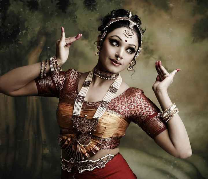 👌 भारतीय नृत्य - OVO - ShareChat