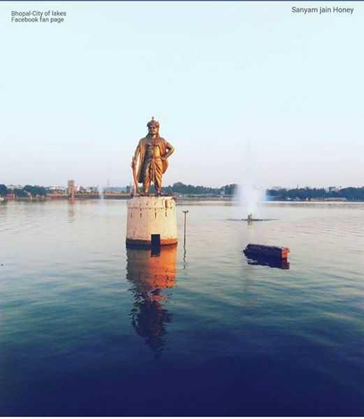 💙भोपाल - झीलों का शहर - Sanyam jain Honey Bhopal - City of lakes Facebook fan page - ShareChat