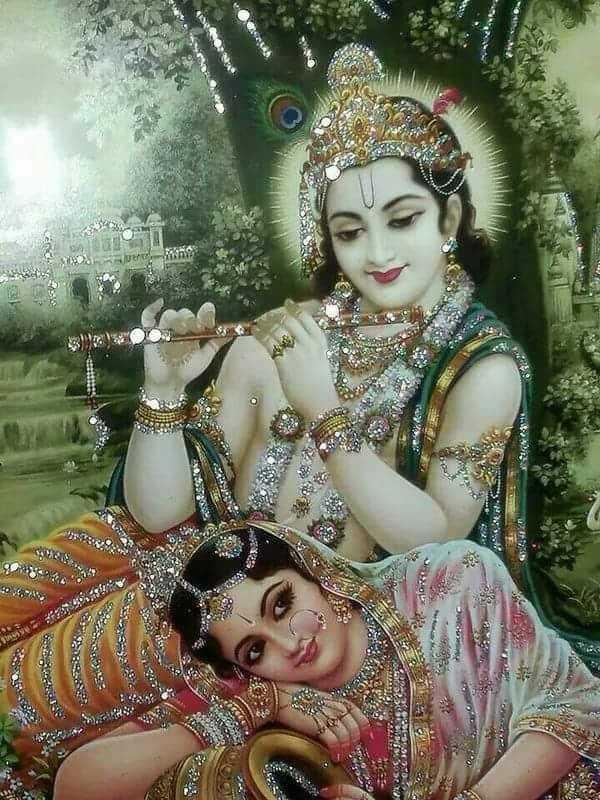 🌺 मंदिर के दर्शन - ܙ . , eli - ShareChat