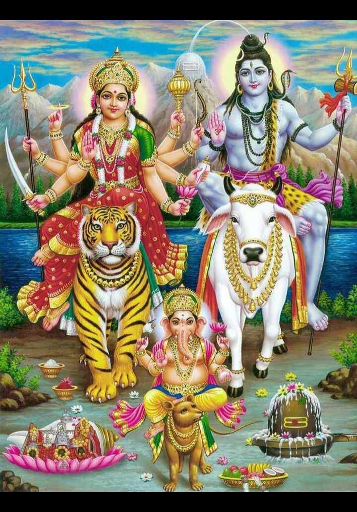 🌺 मंदिर के दर्शन - மருகா பாம் - ShareChat