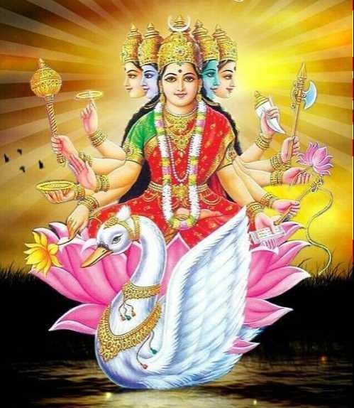 🌺 मंदिर के दर्शन - AN 511 - ShareChat