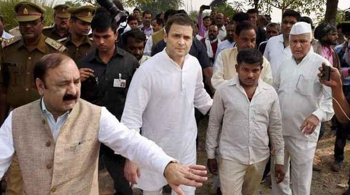 📣 मध्य प्रदेश में राहुल गाँधी की रैली - ShareChat