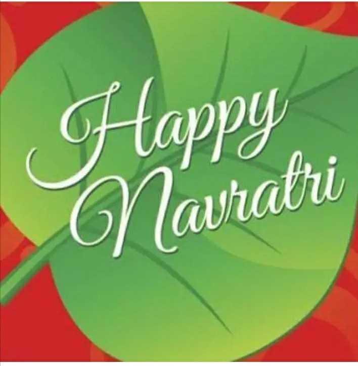 🌹माँ शैलपुत्री - माँ ब्रम्हचारिणी - Happy Navratri - ShareChat
