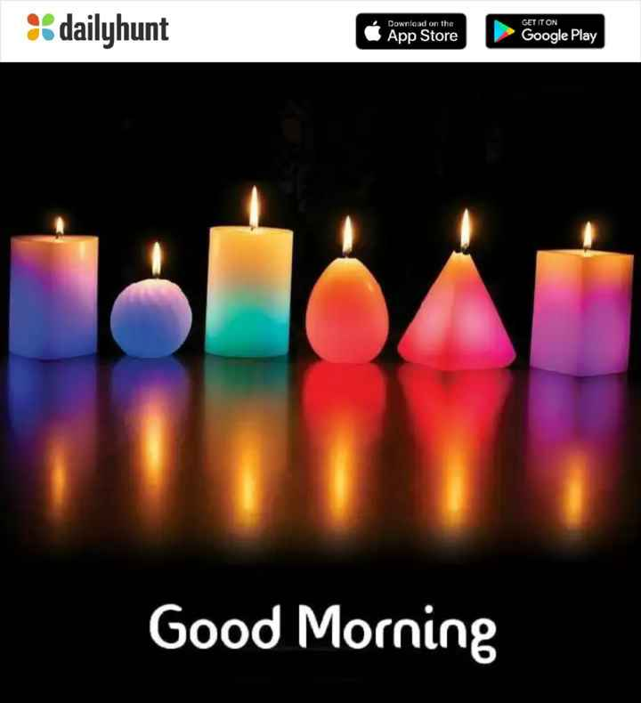 👪 माझ्या परिवाराचे व्हिडीओ - % dailyhunt Download on the App Store GET IT ON Google Play Good Morning - ShareChat