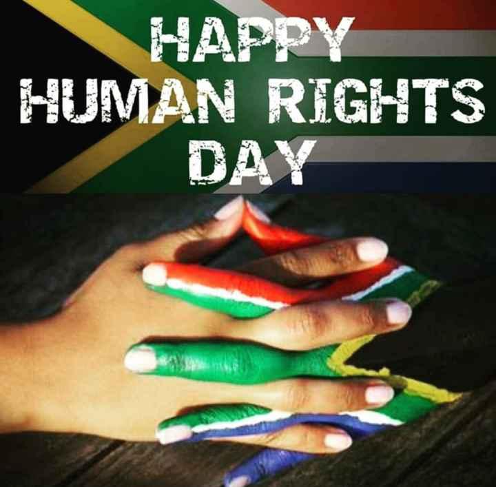⚖मानवाधिकार दिवस - HAPPY HUMAN RIGHTS DAY - ShareChat