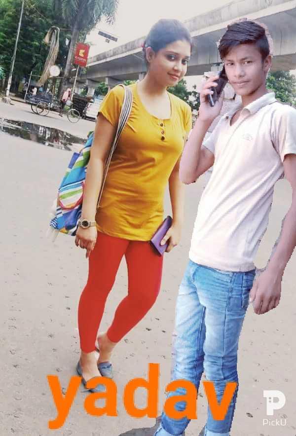 🏏 मुंबई 🔵 vs हैदराबाद 🧡 - yadj . Picku - ShareChat