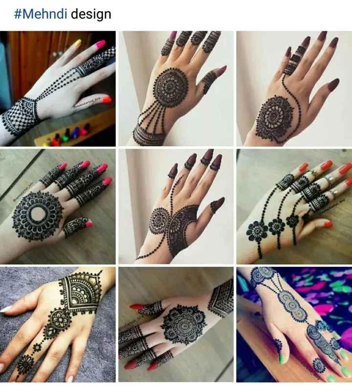 👌 मेरा टैलेंट 👏 - # Mehndi design Fangsung ONCO - COD ) . pd artist hira OE - ShareChat