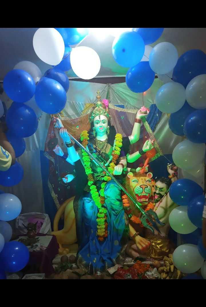🙏मेरे घर की नवरात्रि - ShareChat